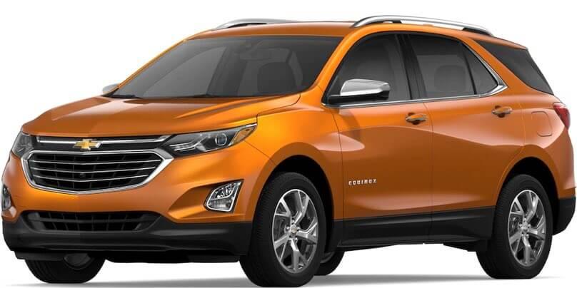 2019 Chevrolet Equinox Especificaciones & Caracteristicas | valle de Chevy