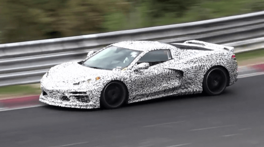 What S The Point Of The Mid Engine 2020 Chevrolet Corvette Valley