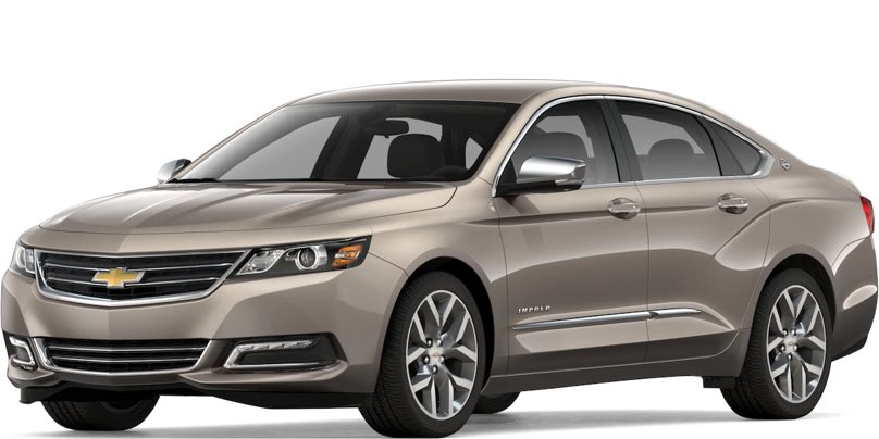 2019 Chevrolet Impala Specs & Features   Valley Chevy