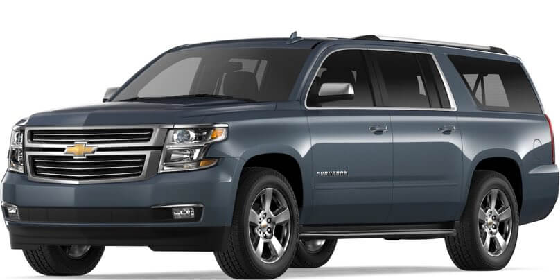 2019 Chevrolet Suburban Specs & Features | Valley Chevy