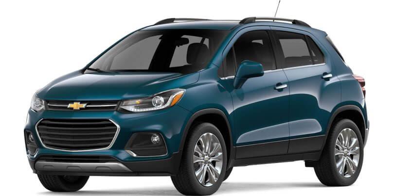 2019 Chevrolet Trax Especificaciones & Caracteristicas ...