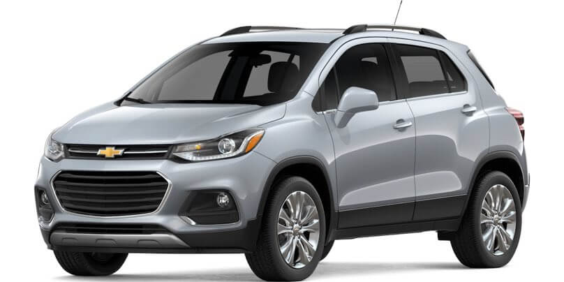 2019 Chevrolet Trax Specs & Features | Valley Chevy