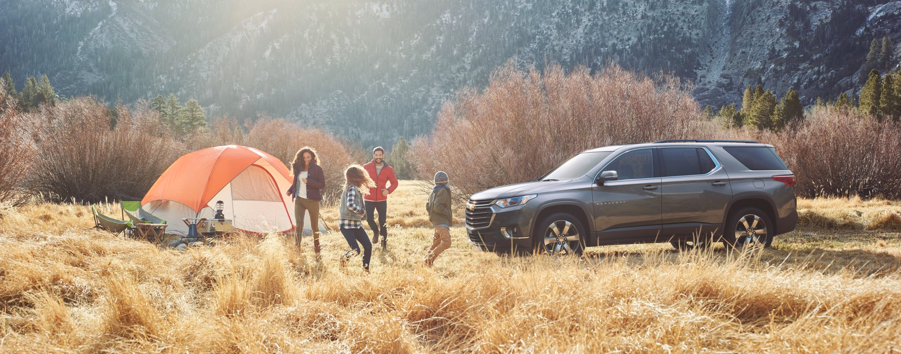 The Difference Between the 2019 Chevrolet Traverse 1LT vs ...