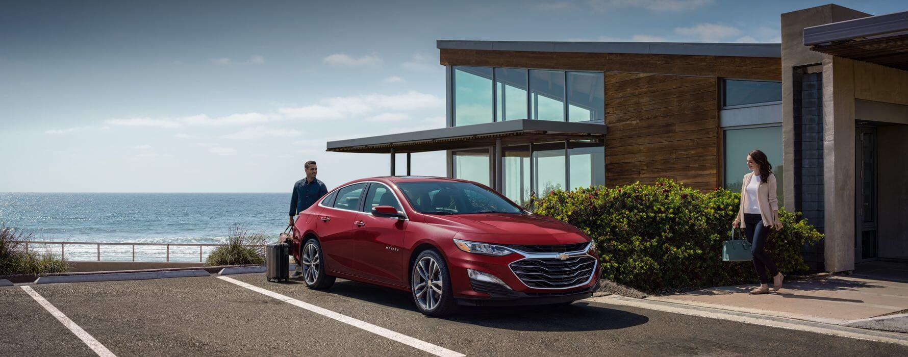Chevrolet Malibu Model LS vs LT Trim Levels (2019) | What's
