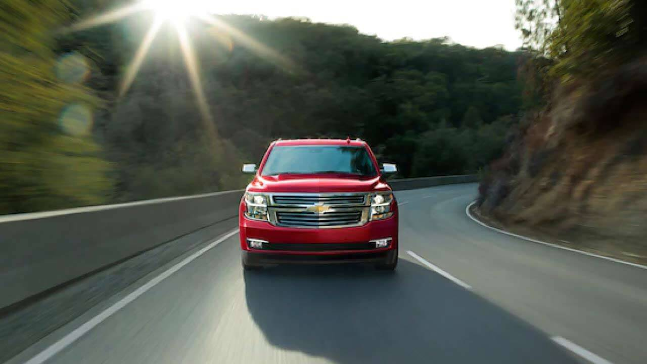 2019 Chevrolet Tahoe Model Ls Vs Lt Trim Levels Arizona