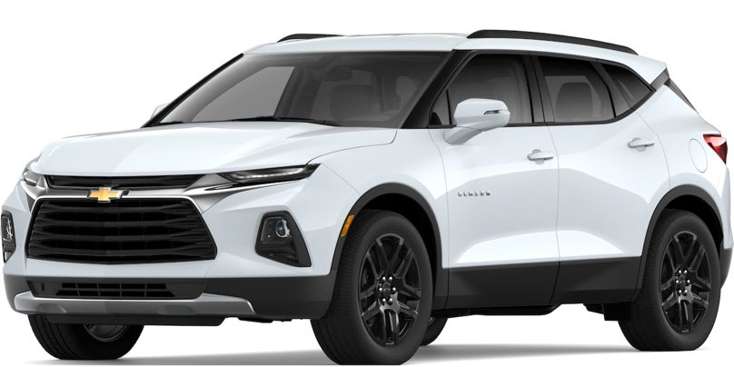 2019 Chevrolet Blazer Specs & Features | Valley Chevy