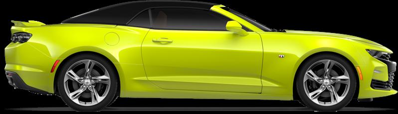 2021 Camaro LS Vs. LT