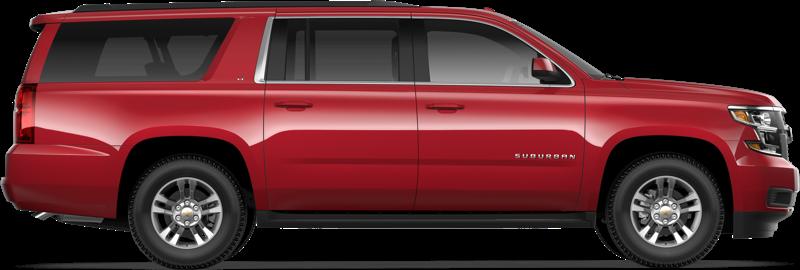 2021 LT Chevrolet Suburban