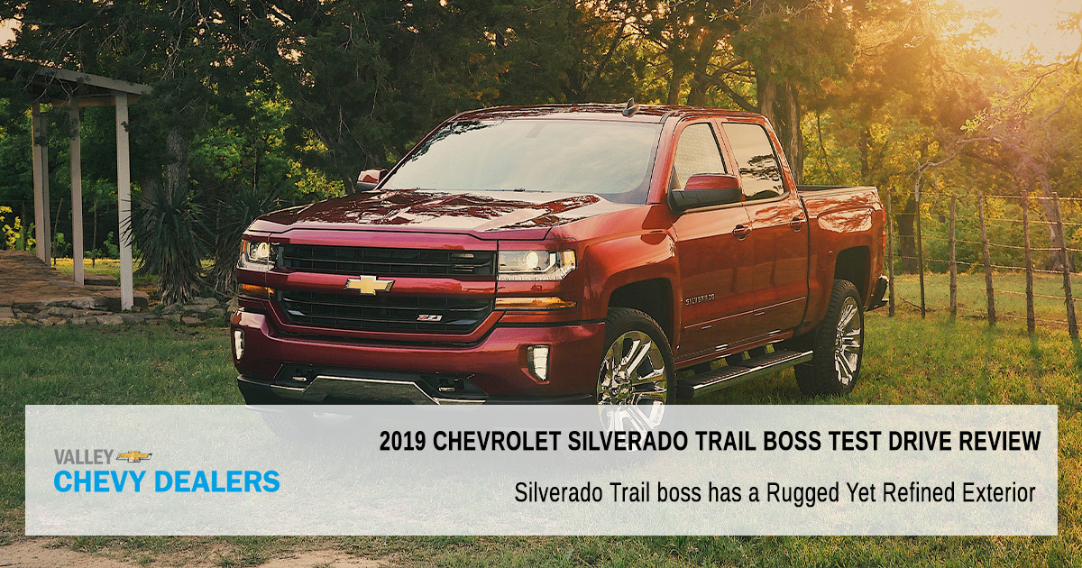 Silverado-Trail-boss-has-a-Rugged-Yet-Refined-Exterior