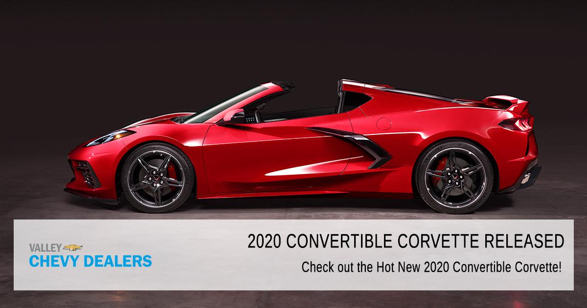 2020 Convertible Corvette Reviewed Arizona | Valley Chevy ...