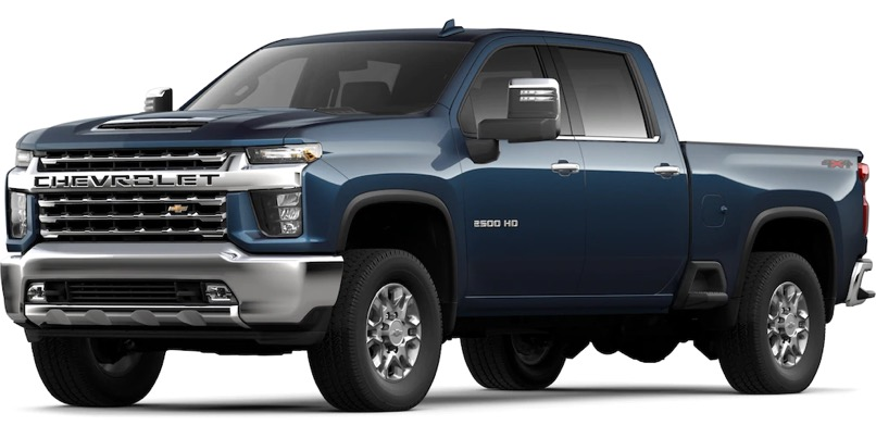2020 Silverado HD Specs & Features | Valley Chevy