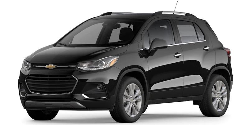 2020 Chevrolet Trax - Compact SUV Crossover - 2 Row SUV ...