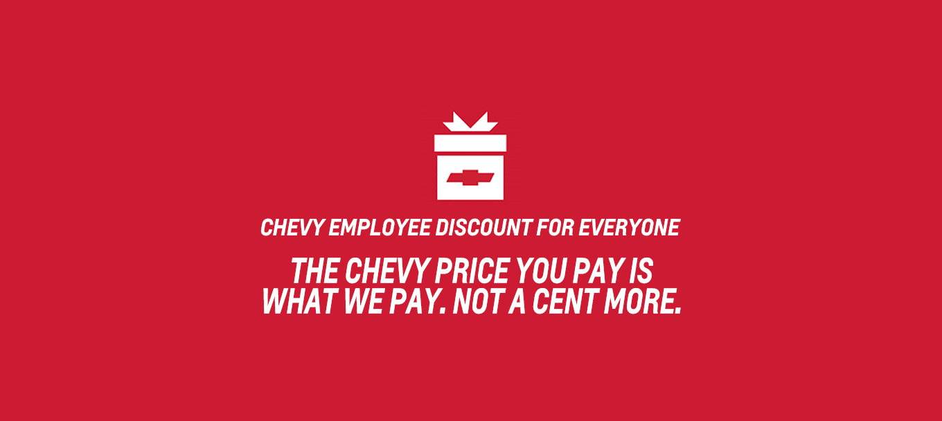 Employee Discount for Everyone 1360 × 608