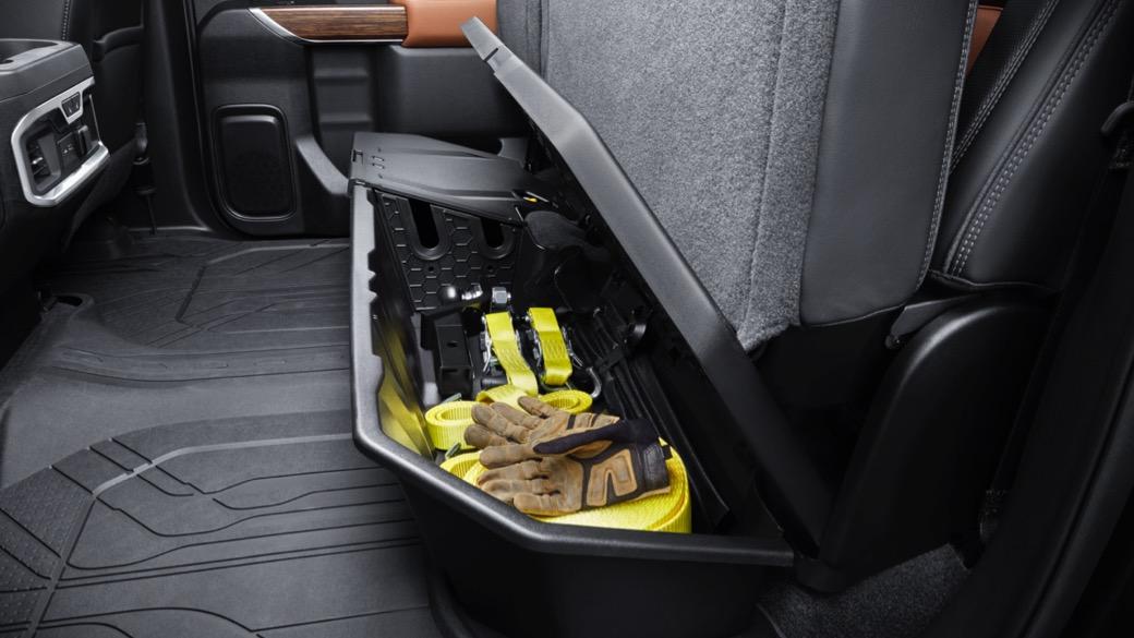 2020 Chevrolet Silverado 1500 Specs & Features | Valley Chevy
