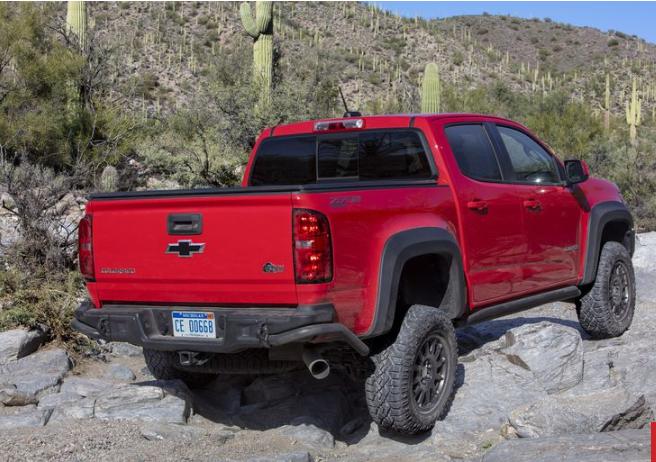 2019 Chevrolet Colorado ZR2 Bison 2