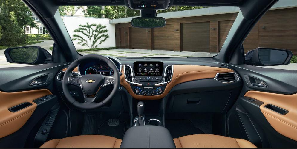 2019 Chevy Equinox Interior 2