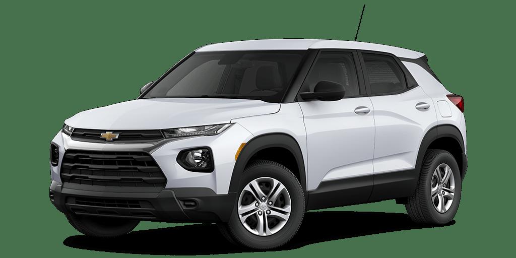 2021 LS Chevrolet Trailblazer