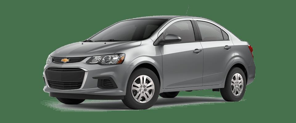 Valley Chevy - 2021 Chevrolet Sonic LS Grey