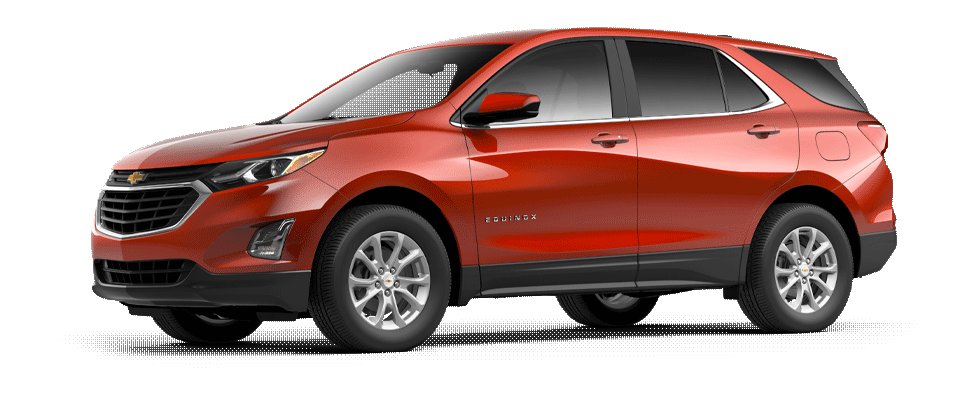 Valley Chevy - 2021 Chevrolet Equinox LT Red