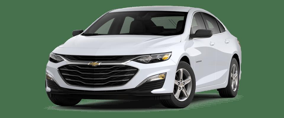 Valley Chevy - 2021 Chevrolet Malibu LS White