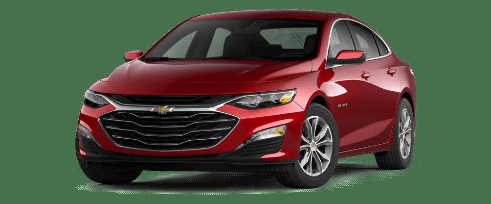 Valley Chevy - 2021 Chevrolet Malibu LT Red