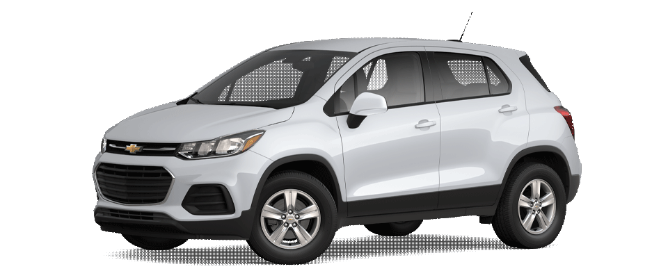 Valley Chevy - 2021 Trax LS in White