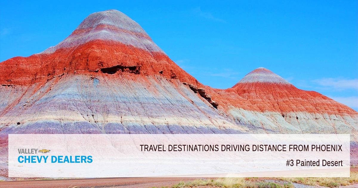 Painted Desert AZ Road Trip