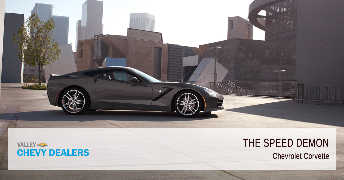 What Chevy Car Fits My Personality - Corvette