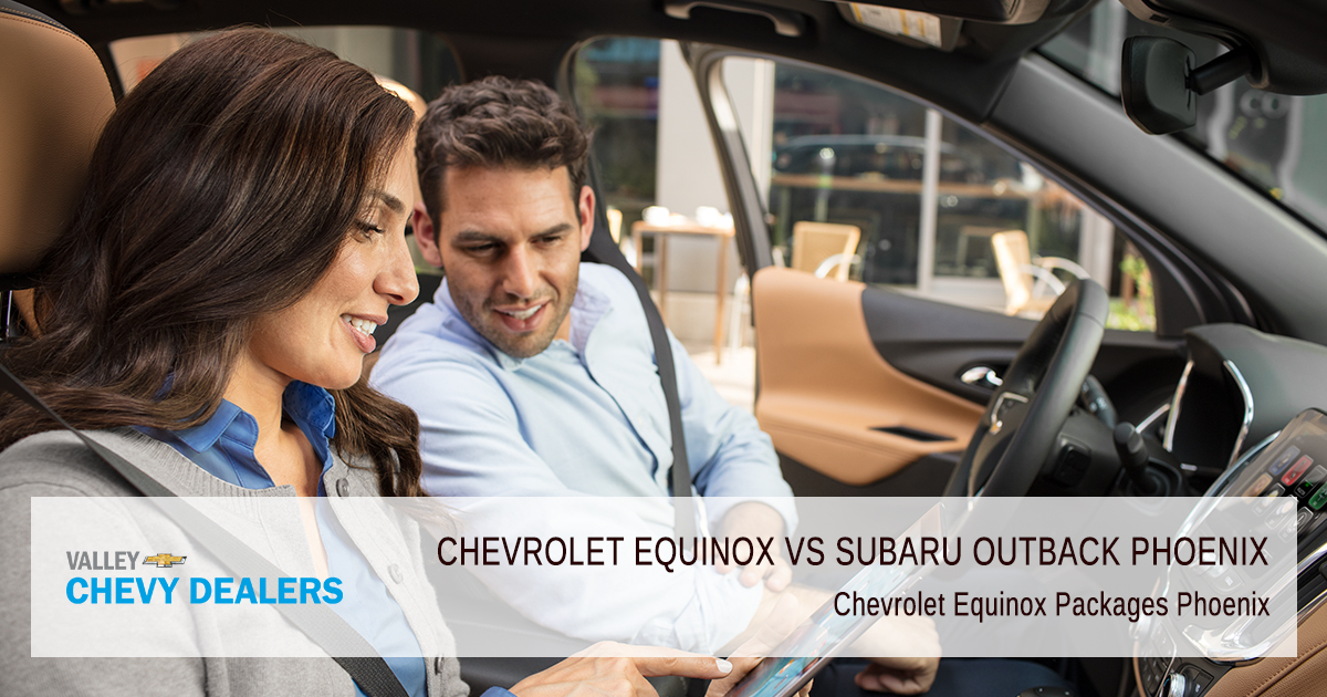 Chevrolet Equinox Packages Phoenix
