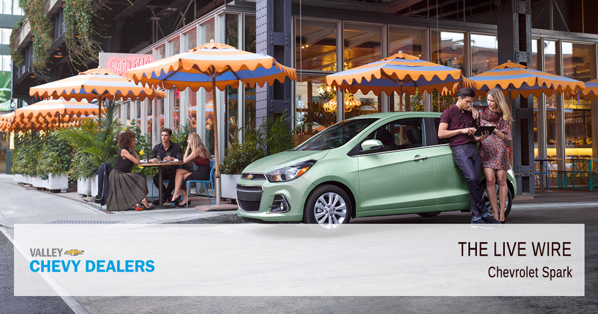 What Chevy Car Fits My Personality - Spark