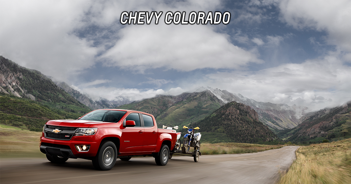 Valley Chevy 5 Trucks with the Best Towing Capacity