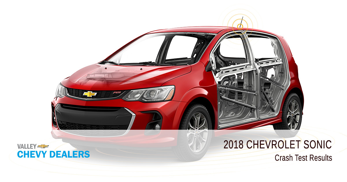 2018 Chevy Sonic Safety Rating - Crash Test