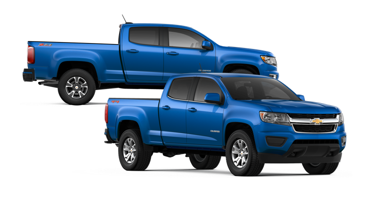 2018 chevrolet colorado vs toyota tacoma valley chevy. Black Bedroom Furniture Sets. Home Design Ideas
