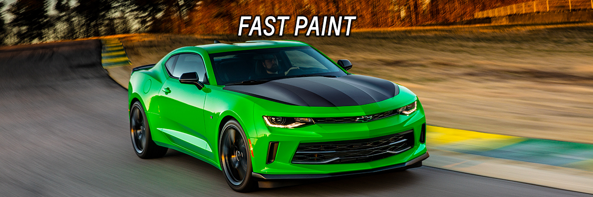 Valley Chevy 2017 Camaro Exterior Features
