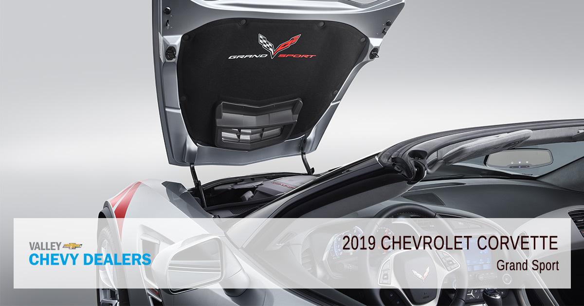 2019 Chevy Corvette Models Grand-Sport