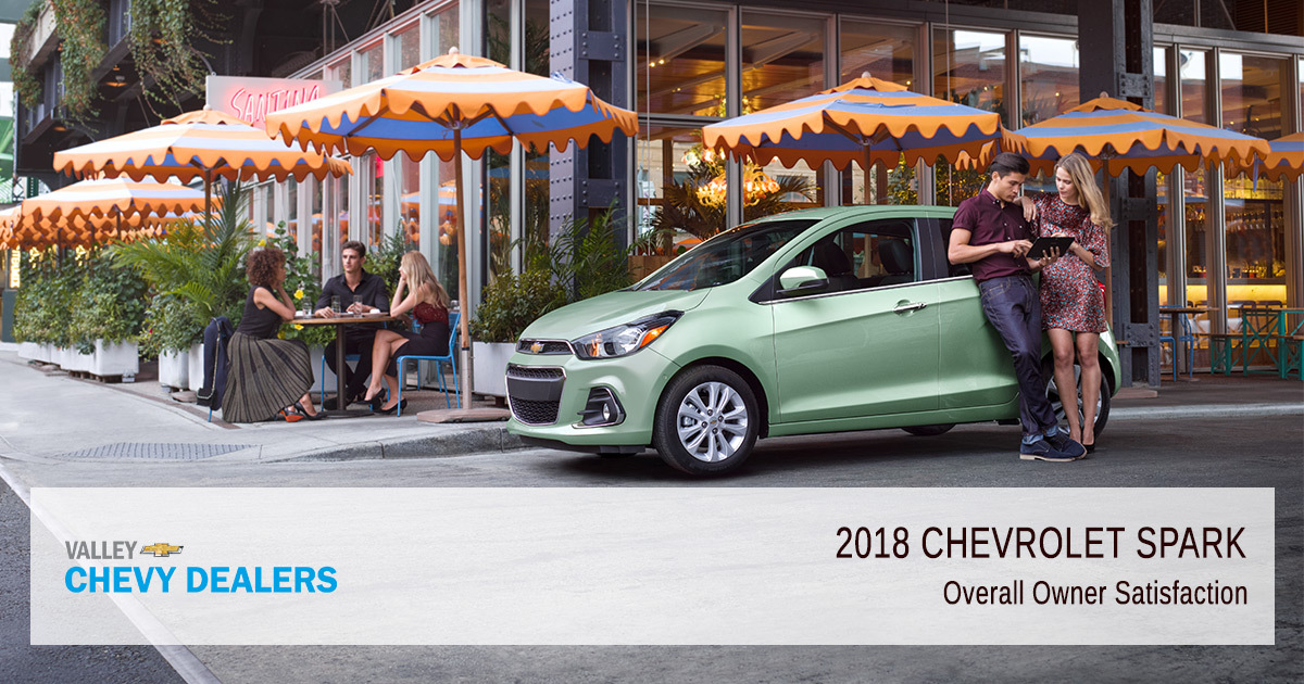 2018 Chevrolet Spark Reliability - Owner Satisfaction
