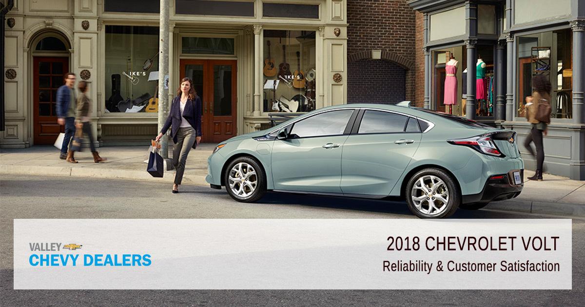 2018 Chevy Volt Customer Satisfaction