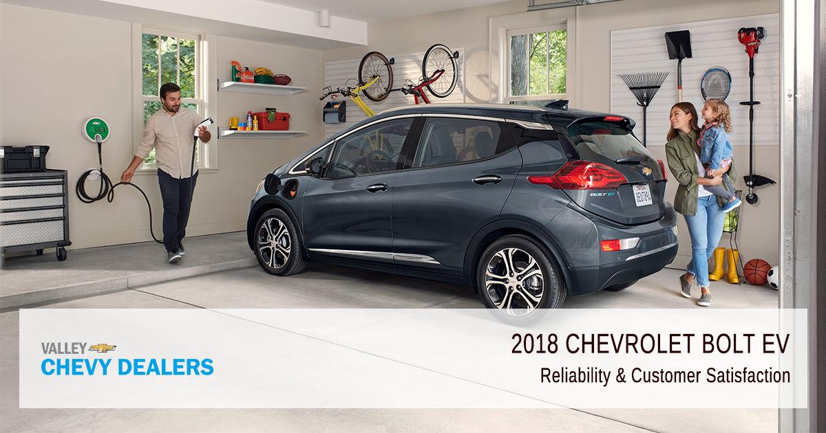 2018 Chevrolet Bolt EV Reliability - Customer