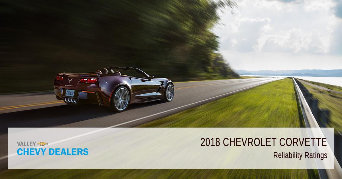 2018 Chevrolet Corvette Customer Satisfaction Reliable