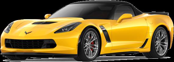 Row Intro Corvette