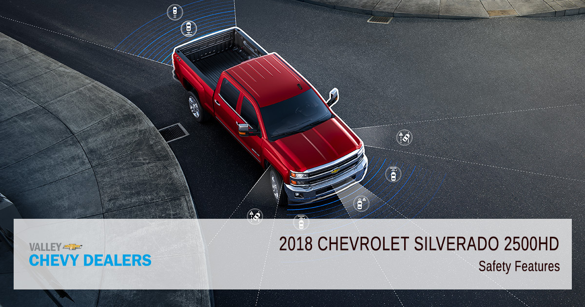 2018 Chevy Silverado 2500HD Safety Rating - Safety Parts