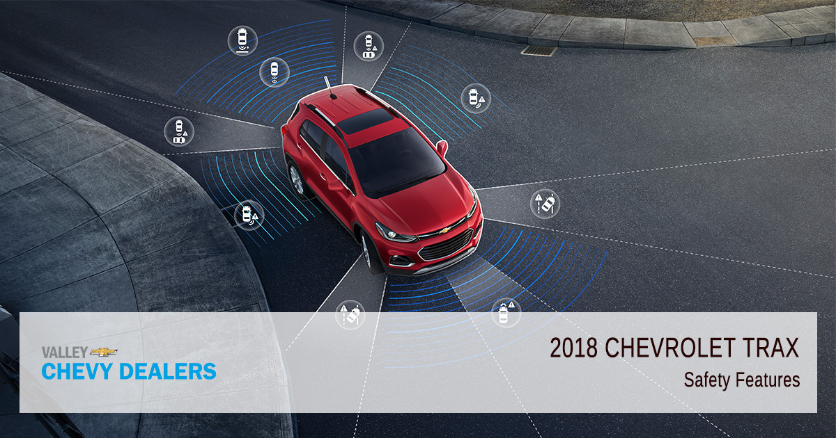 2018 Chevy Trax Safety Rating - Features