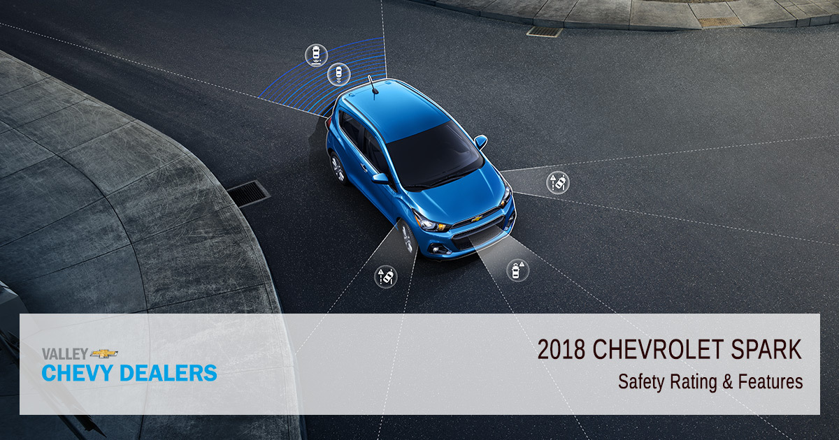 2018 Chevy Spark Safety Rating - Featured