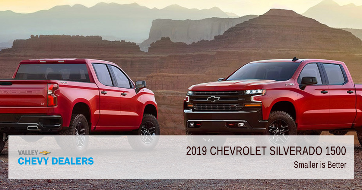 Rst Driving School >> 2019 Chevrolet Silverado RST Engine Options | Valley Chevy
