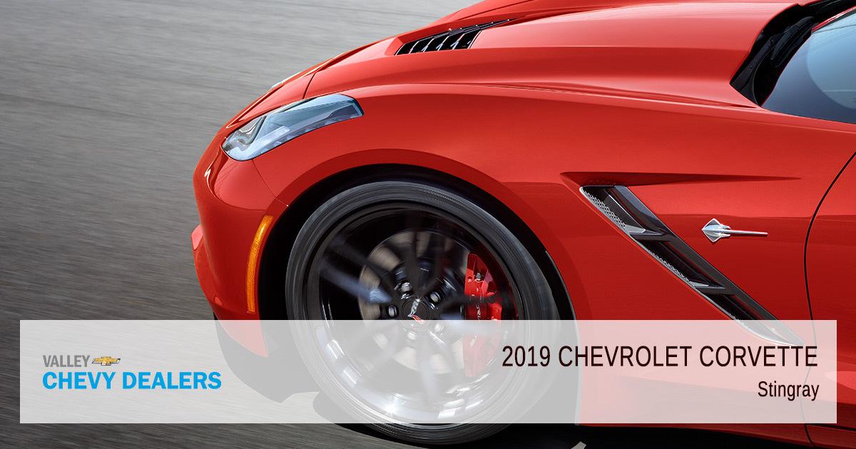 2019 Chevy Corvette Models Grand-Sport - Stingray
