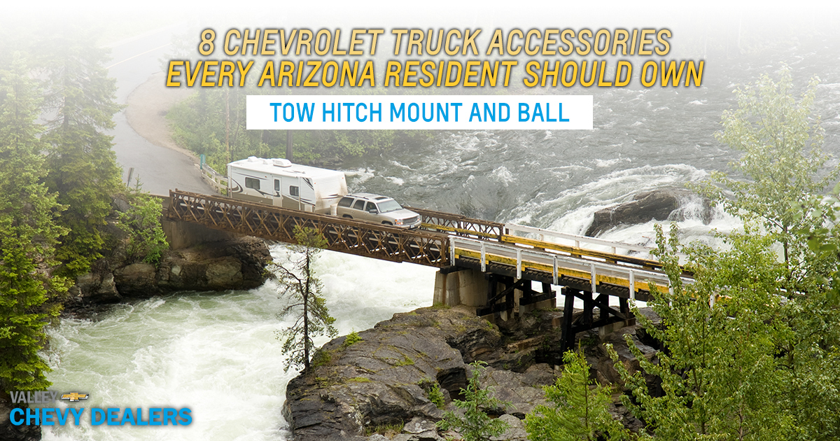 Valley Chevy 8 Chevrolet Truck Accessories Every Arizona Resident Should Own