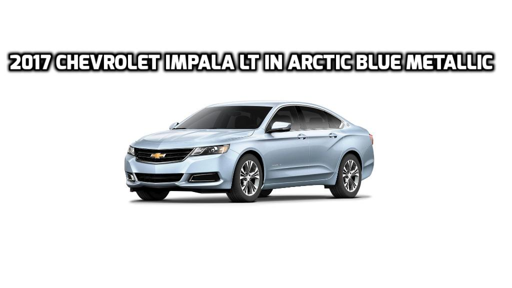 Valley Chevy 2017 Impala