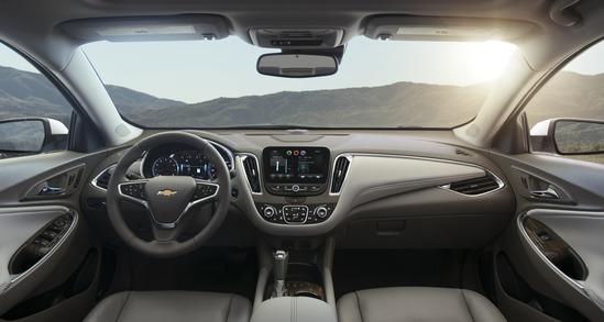 Marvelous Valley Chevy 2017 Interior Malibu
