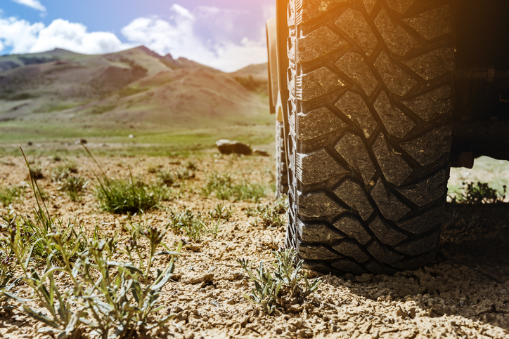 Valley Chevy All Terrain Tires Arizona