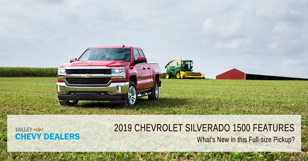 What Does 2019 Have in Store for the Chevy Silverado 1500 - Featured